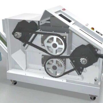 HSM-HDS 230 Harddrive Shredder